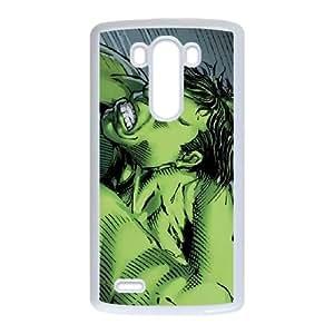 LG G3 Cell Phone Case White Hulk 4 OJ574415
