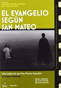 El evangelio según San Mateo [Italia] [DVD]