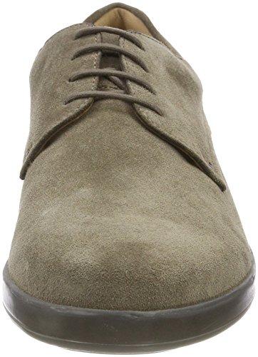 De Zapatos Hombre Cordones Flat Para Beige Hugo sd 250 khaki Derby beige derb qtwOnRI