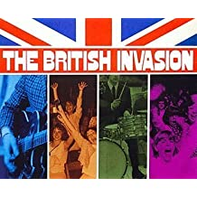 The British Invasion Collection (8 CD Set) by Various Artists (2015-05-04)