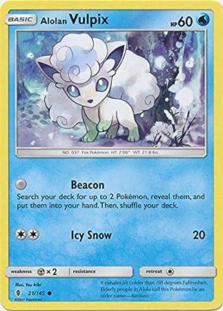 Pokemon TCG Sword /& Shield 022//202 Vulpix Common Card