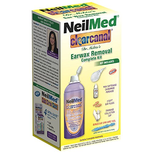 NeilMed Clearcanal Removal Complete 4 2oz product image