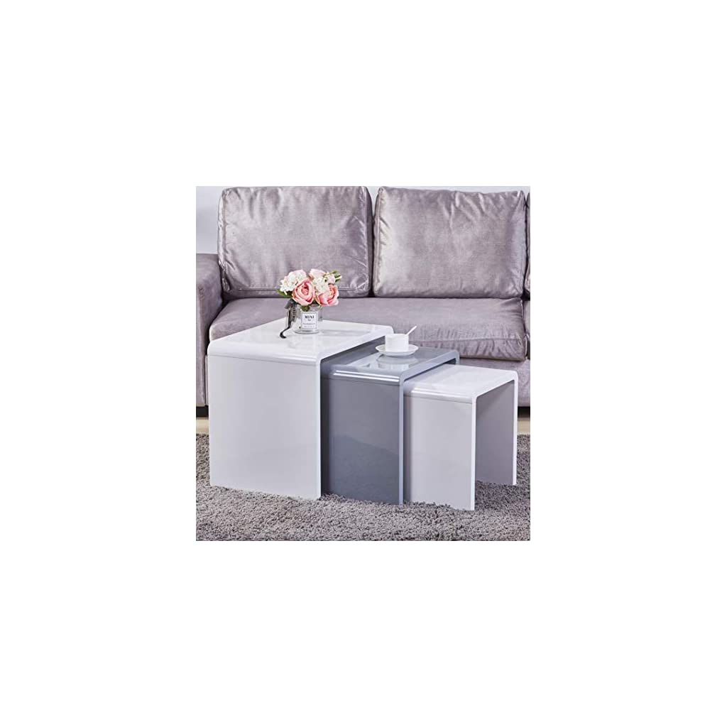 Nest of 3 tables Set
