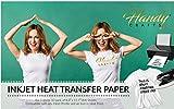 Handy Crafts Inkjet Heat Transfer Paper for Light