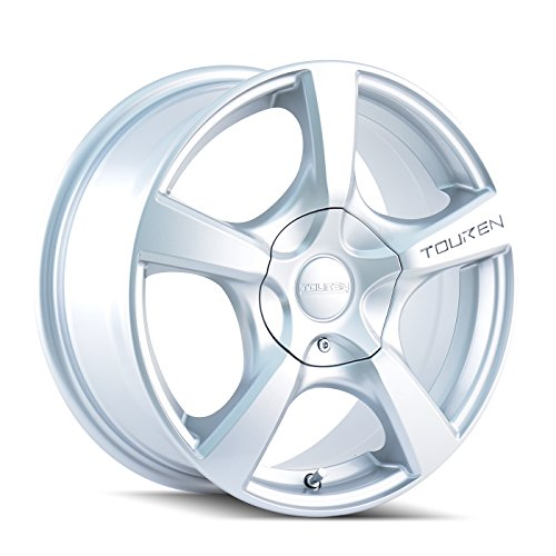 Touren TR9 3190 Wheel with Hyper Silver Finish (17x7