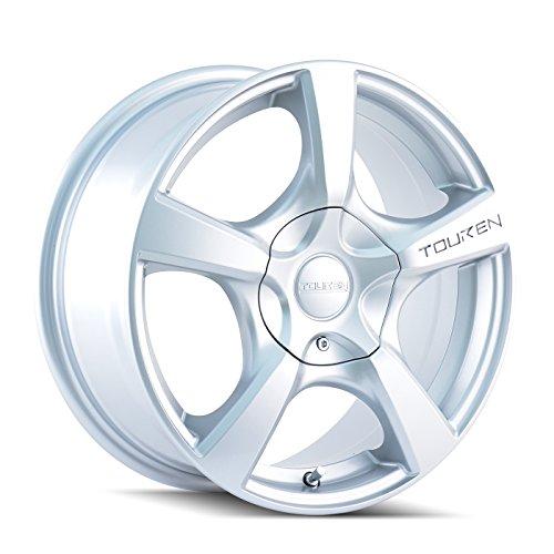 Touren 3190-8811S TR9 Wheel with Hyper Silver Finish (18x8