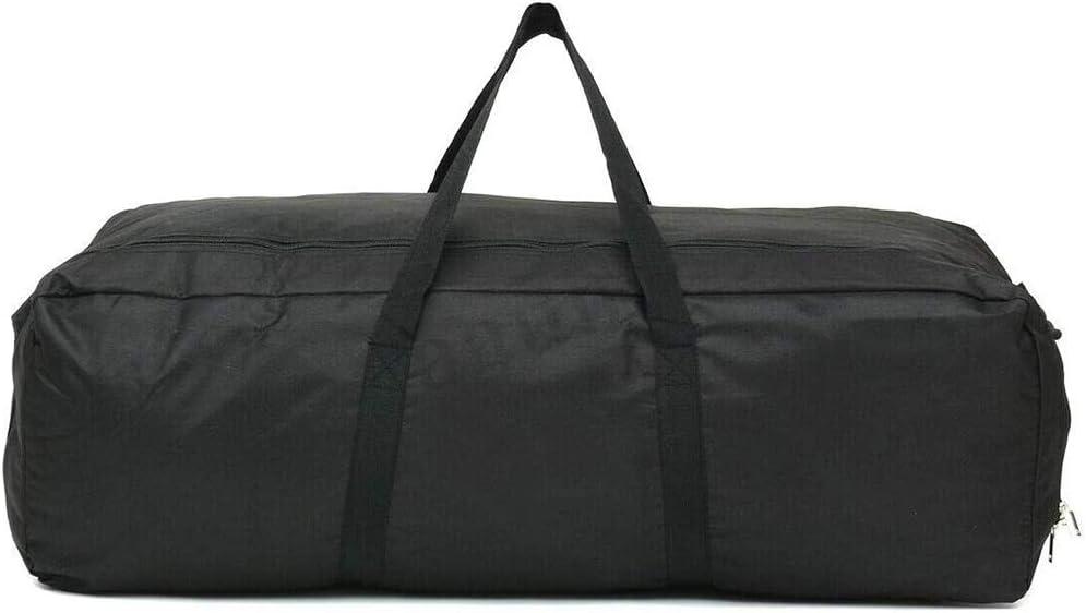 Cestbon 150L sports bag Outdoor Men Black Large capacity Duffle Travel Gym weekend travel bag Waterproof Sport bags,Black