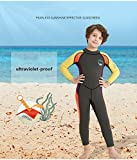 DIVE&SAIL Summer Long Sleeve One Piece Swimsuit for