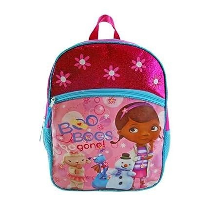 Image Unavailable. Image not available for. Color  Disney Doc Mcstuffins  16 quot  Large Backpack ... 1815c5d4a2a7a