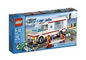 LEGO City Town Ambulance 4431