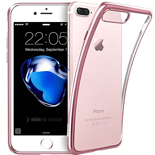 Hovisi Plating Silicone Protector Iphone7