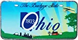 USA-States License Plate Magnets