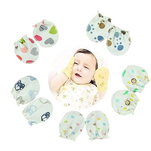3c8625e39 Amazon.com  Unetox Baby Gloves Newborn 0-6 months Infant Toddler ...