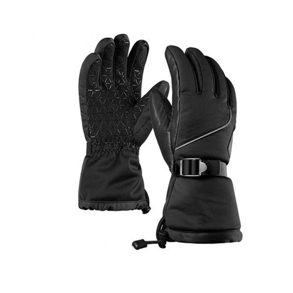 BFQY FH Outdoor-Skihandschuhe, Winddicht Wasserdicht Männer Und Frauen Winter Reiten Wandern Kalt Warme Handschuhe