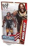 WWE Mark Henry Wrestle Mania Heritage Figure - Series #26