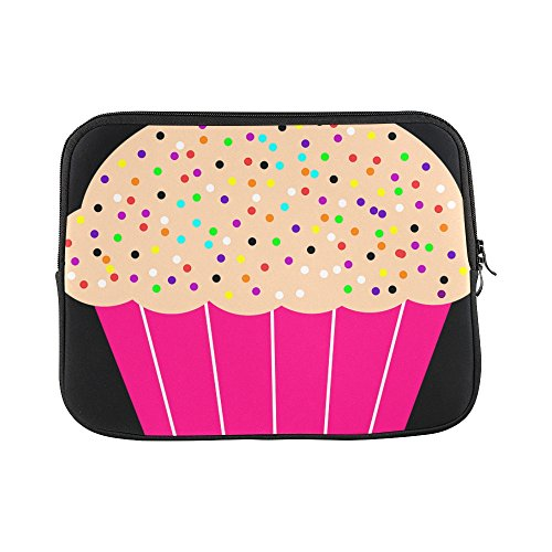 e Decorations Hundreds And Thousands Pink Sleeve Soft Laptop Case Bag Pouch Skin For Macbook Air 11