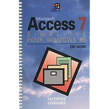 Access 7.0 simplifie pour win