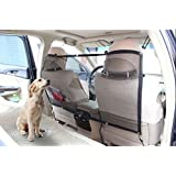 Nihao Dog Car Net Barrier to Keep Pet in Back Seat