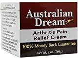 Australian Dream Arthritis Pain Relief Cream 9 oz (Pack of 3)