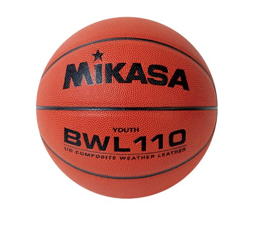 Mikasa Composite Competition Basketball (Junior Size 5, 27