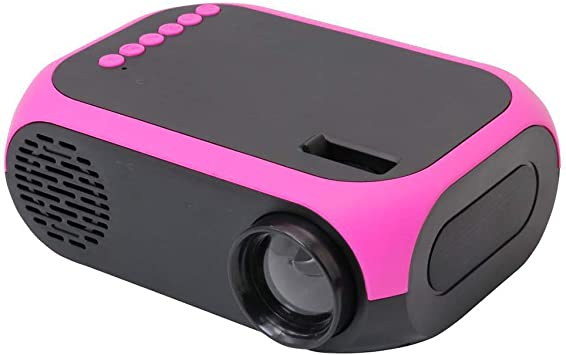 Dean Proyector Mini Pico, proyector LED para el hogar, proyector ...