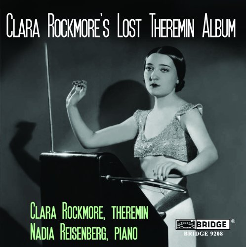 Lost Theremin Album by Bridge Records, Inc.
