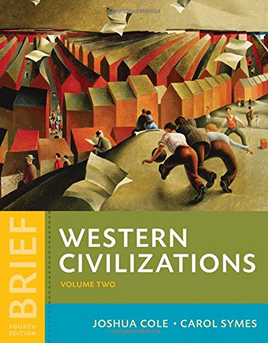 Western Civilizations,Brf. V.2 Text