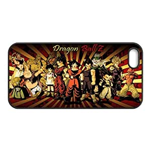 New Dragon Ball Z Together Unique Apple iphone 5c Durable Hard Plastic Case Cover CustomDIY
