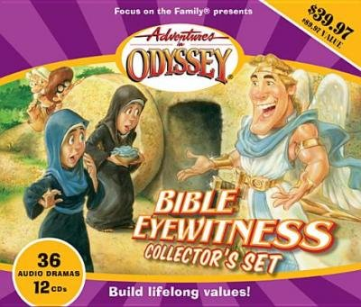 [(Bible Eyewitness Collector's Set )] [Author: Focus on the Family] [Sep-2006] pdf epub