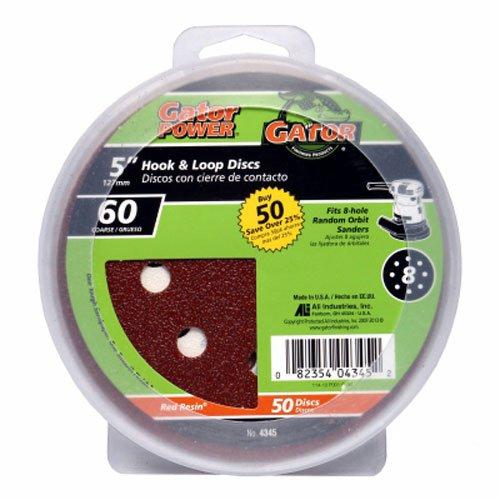 ALI INDUSTRIES 4345 Sanding Discs 5''