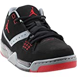 NIKE [317820-021] AIR Jordan Flight 23 Mens Sneakers AIR JORDANBLACK Gym RED Cool Grey White