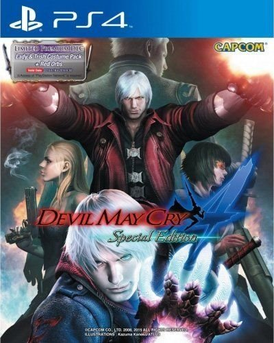 Devil May Cry 4: Special Edition [PlayStation 4]