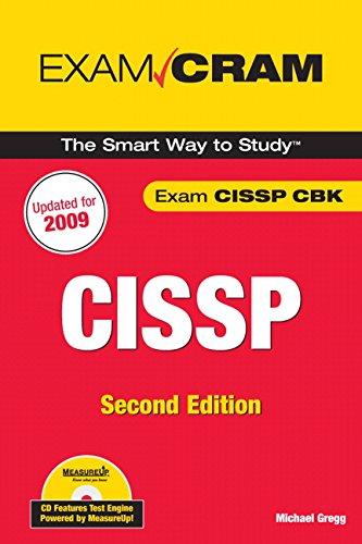 CISSP Exam Cram (2nd Edition)
