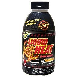 ZEP Liquid Heat 19 Ounce Drain Opener