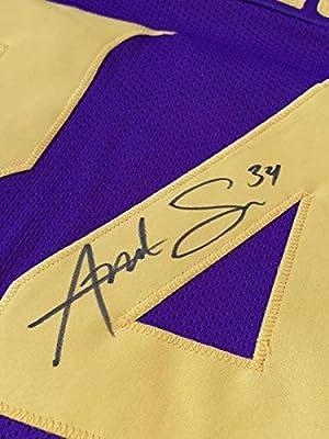 Andrew Sendejo Autographed Signed Autographed Signed Jersey JSA COA Minnesota  Vikings Pro Bowler - Size XL. Andrew Sendejo Autographed ... 16a4f5736
