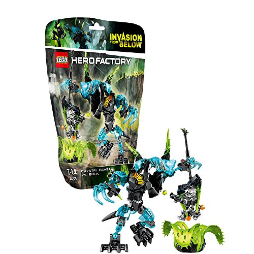 hero factory crystal beast - 4