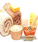 OATMEAL, MILK & HONEY Fragrance Oil - Delicious oatmeal scent with warm cream and soothing honey - By Oakland Gardens