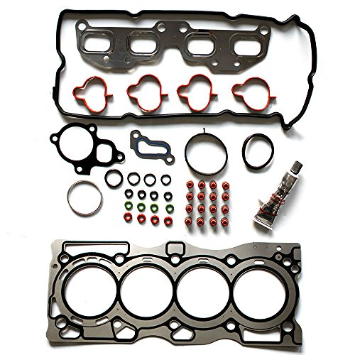 ECCPP Engine Head Gasket Sets HS26520PT for 2005-2013 Nissan Frontier Suzuki Equator 2.5L 16V Cylinder Head Gasket Kits (Gaskets Cylinder Nissan)