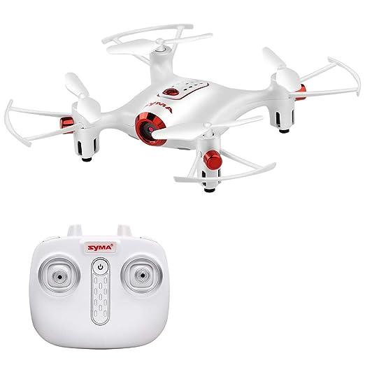 KD Control Remoto Mini Drone, cámara aérea pequeño de Cuatro Ejes ...