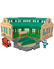 Fisher Price - Thomas and Friends Wooden Railway - Tidmouth Sheds