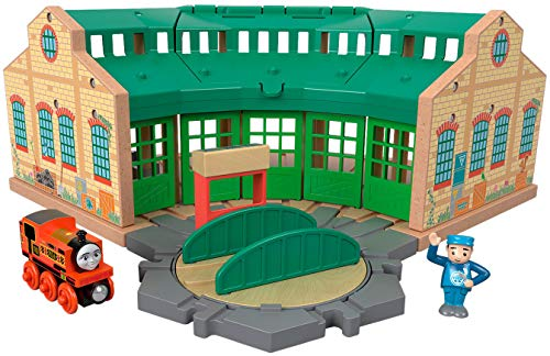 Thomas et ses amis Fisher-Price Wood, Tidmouth Sheds