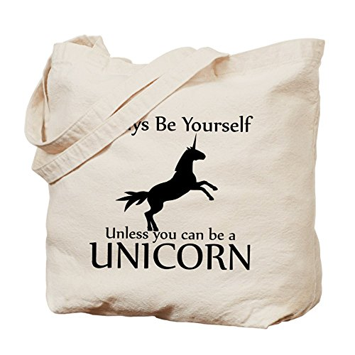 CafePress Yourself Unicorn Natural Shopping