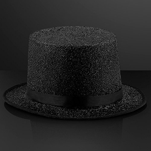Gentlewoman Costume (Fancy Black Top Hat by Blinkee)