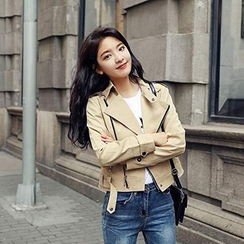 Susichou - Giacca Coreana con Risvolto, Coreana, per Moto
