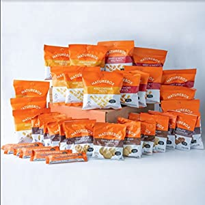 NatureBox XL Care Package - 40 Count Healthy Snack Assortment