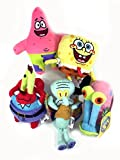 SpongeBob Squarepants 5 asst Characters 6-8