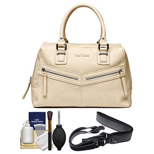 kelly-moore-ruston-camera-tablet-bag-with-shoulder-messenger-strap-bone-with-sling-strap-cleaning-ki