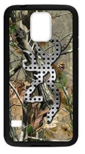 WGZ Fashion Hot Browning Camo Case Cover for Samsung Galaxy S5(Laser Technology) by Maris's Diary