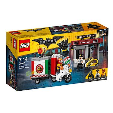 - LEGO Batman Movie - Scarecrow Special Delivery Vehicle