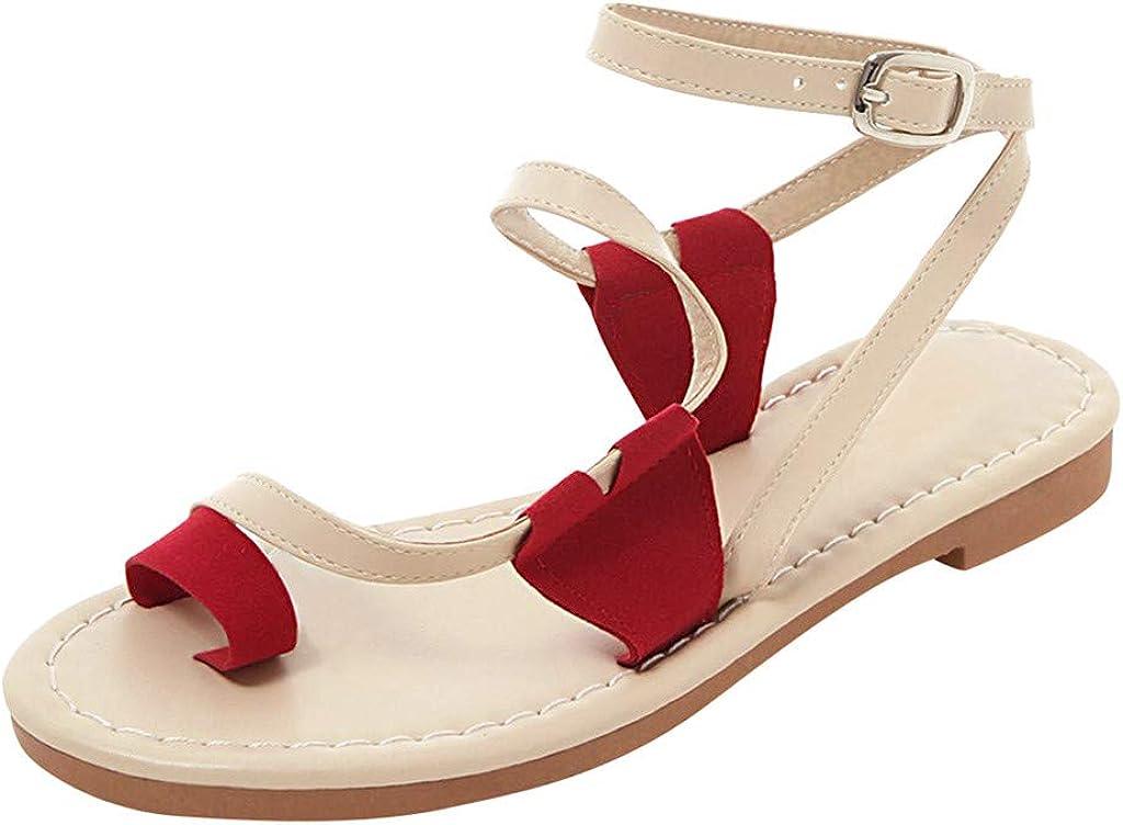 Darringls Sandalias Mujer Verano Sandalias Zapatillas Plataforma Antideslizante para Interior y Al Aire Libre: Amazon.es: Ropa y accesorios